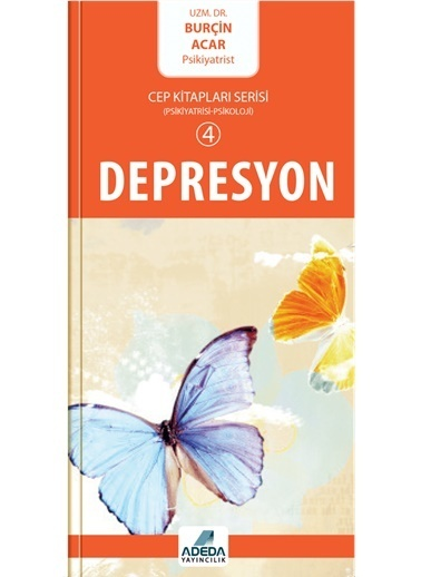 Morhipo kitap Depresyon (Cep Kitapları Serisi - 4) Renkli